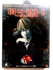 Death Note DVD 1-13 Capitulos Anime Descatalogada New Sealed Precintado Nuevo