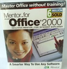 Mentor For Microsoft Master Office Without Training  2000