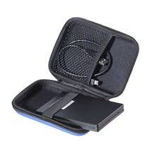 """2.5"""" External USB Hard Drive Disk HDD Carry Case Cover Pouch Bag"""