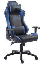 Racing Bürostuhl Shift Gaming Schreibtischstuhl Kunstleder mit & ohne Fußstütze