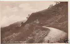 Worcestershire Postcard - The Ivy Scar Rock, Malvern  A5692