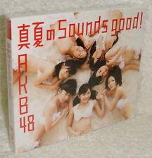 AKB48 Manatsu no Sounds good 2012 Taiwan CD+DVD (Type B)