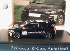 VW VOLKSWAGEN SCIROCCO-R #16 R-CUP 2011 AUTOSTADT SPARK MODEL 1K8099300H041 1/43