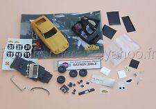 WN Voiture DATSUN 240 Z Safari 1971 1/43 Heco miniatures resine à peindre + mont