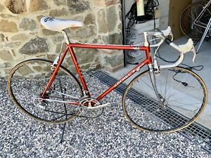 Somec Competition Bike Campagnolo C-Record Full Panto
