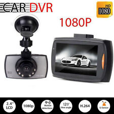 1080P Car DVR Auto Dash Cam Video Recorder Night Vision Front G-sensor Camera AE