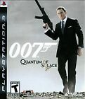 James Bond 007: Quantum of Solace (Sony PlayStation 3, 2008)