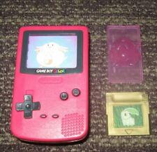 2000 Pokemon Mini Gameboy Color Burger King Toy - Chansey / Chikorita