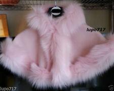 Unbranded Faux Fur Girls' Coats, Jackets & Snowsuits (0-24 Months)