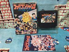 Famicom Jump Famicom Japan NTSC-J Nintendo Bandai boxed set