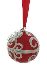 PANDORA Christmas 2017 Radio City Rockettes Red Tree Ornament
