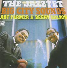 Art Farmer Benny Golson Jazztet  THE JAZZTET   BIG CITY SOUNDS