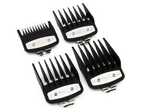 Attachment Comb Set Metal Fitting No1 No2 No3 No4 Fit - Wahl Standard Clippers