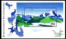 SELLOS TEMA EUROPA 1999 ALEMANIA RESERVAS NATURALES HB 1v.