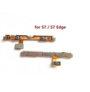 Genuine Samsung Galaxy S7 Edge Replacement Flex Ribbon Sound Volume Button Cable