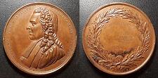 Médaille - Académie Française - Prix de vertu - Antoine De Montyon par F.Gayrard