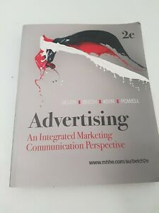 Advertising An Integrated Marketing Communication Perspective Belch Kerr Powell