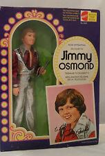 Rare Mattel Jimmy Osmond Doll #2200 NIB 1976 Donny & Marie Show