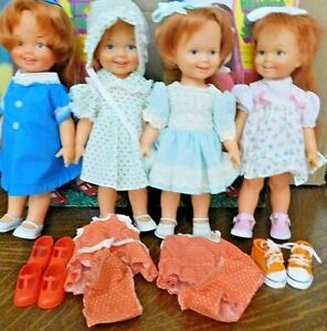 Crissy (Cinnamon) Dolls, Vintage Clothing