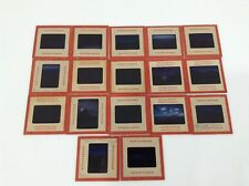 Lot of 17 Kodachrome Slides 1950s Places / Scenery / Astronomy