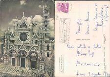 SIENA - LA FACCIATA DELLA CATTEDRALE            (rif.fg.8545)