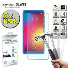 2 Pack Tempered Glass Screen Protector Cover For Lenovo K9