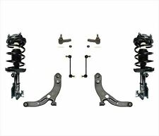 For 99-00 Protege Suspension Control Arm & Ball Joints Spring Struts 8Pc Kit