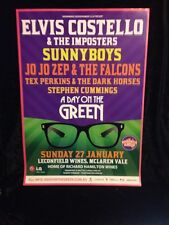 A Day On The Green-Elvis Costello & The Imposters, Sunnyboys, Etc POSTER