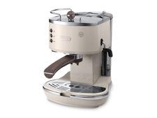 DeLonghi ECOV311 Icona Vintage Espresso Coffee Machine - Beige