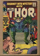 Journey Into Mystery  #122 - Where Mortals Fear to Tread! - 1965 (Grade 5.0) WH