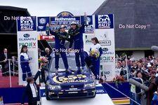 Colin McRae Subaru Legacy RS Winner New Zealand Rally 1993 Photograph 7