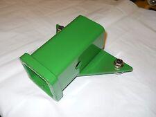 "CUSTOM 2"" Receiver Hitch - Fits John Deere 110-112 Round Fender 1963-67 - Green"