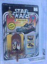 Vintage Star Wars CANADIAN Die Cast LANDSPEEDER AFA 80 75/80/85 RARE