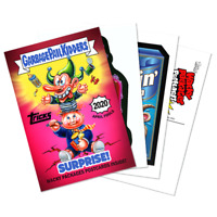2020 Wacky Packages Postcards April Fools LIMITED EDITION Postcard Set In Stock