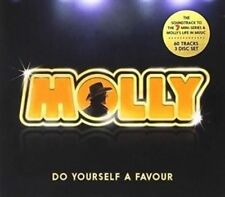 MOLLY (DO YOURSELF A FAVOUR  -  SOUNDTRACK 3CD SET SEALED + FREE POST)