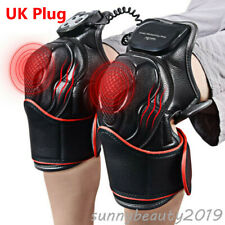 Electric Heating Massage Knee Magnetic Vibration Joint Physiotherapy Pain Relief