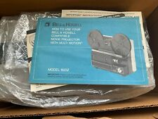 BELL & HOWELL MULTI MOTION  8 MM SUPER 8 MOVIE MOVIE PROJECTOR #1623Z