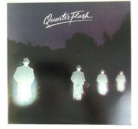 "QuarterFlash SELF-TITLED Record 12"" Vinyl LP Album 33 RPM 1981 Geffen GHS 1981"
