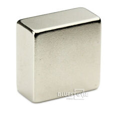New N50 Supper Strong Block Slice Magnets 20 x 20 x 10mm Rare Earth Neodymium