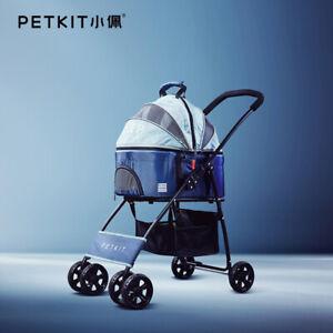 NEW PETKIT Bon Voyage Pet Stroller Foldable Cat Dog Stroller AU STOCK