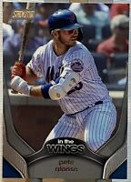 2020 Topps Stadium Club In The Wings Pete Alonso #ITW-13 New York Mets Insert