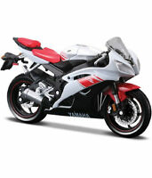 MAISTO 1:18 Yamaha YZF-R6 YZF R6 MOTORCYCLE BIKE DIECAST MODEL TOY NEW IN BOX