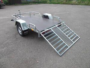 QUAD RAMP Motorbike Transporter TRAILER Mobility Golf Buggy 7ft x 4ft