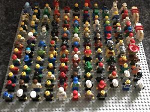 LEGO Minifigures  X 141 Star Wars Vintage Robin Hood Knights Sets Ninjago Mini