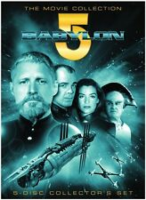 Babylon 5: The Movie Collection [5 Discs] DVD Region 1