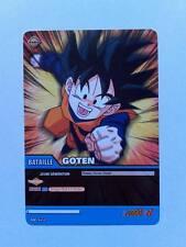 Carte Dragon ball Z Goten DB-422