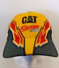 CAT Racing #22 Hat NASCAR Ward Burton Baseball Dad Hat Cap
