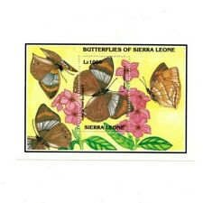 VINTAGE CLASSICS - Sierra Leone 1642 - Butterfly - Souvenir Sheet - MNH