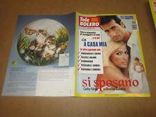 TELE BOLERO 1998 N°1 C.FULOP O.SABATINI R.RODRIGUEZ V.CASTRO C.KLITBO C.PAONE