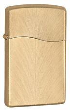 Zippo Blu2 Golden Wheat Butane Lighter, Item 30208, New In Box